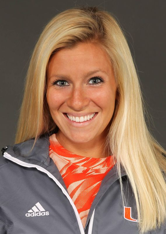 Amanda Fernandez -  - University of Miami Athletics