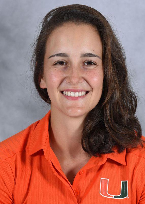 Dewi Weber - Golf - University of Miami Athletics