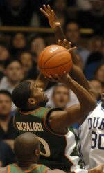 Hurricanes Fall To Blue Devils, 83-59