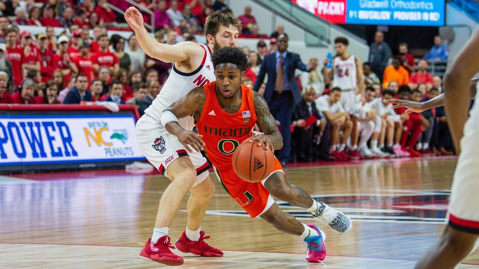 MBB Drops Road Decision at NC State