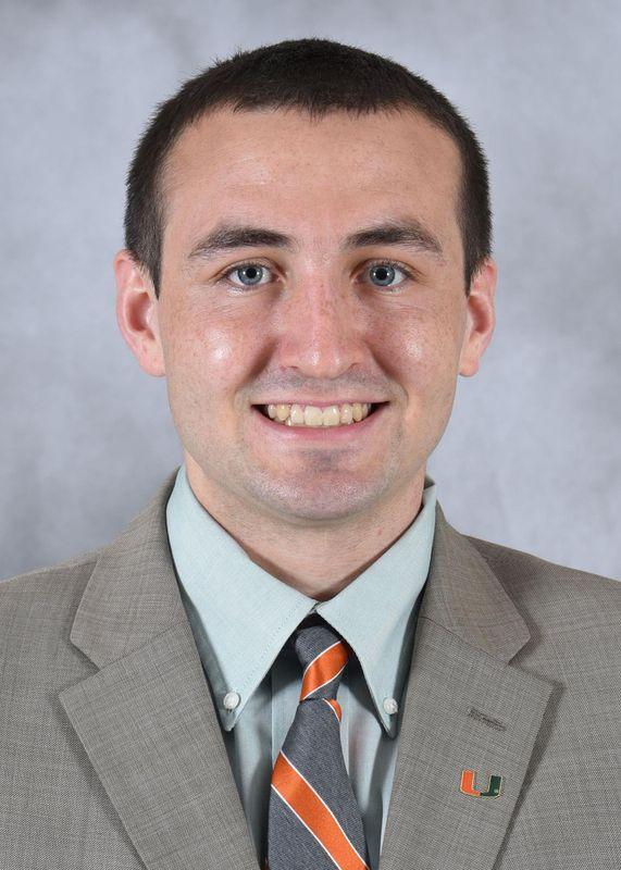 Kevin Ivany -  - University of Miami Athletics