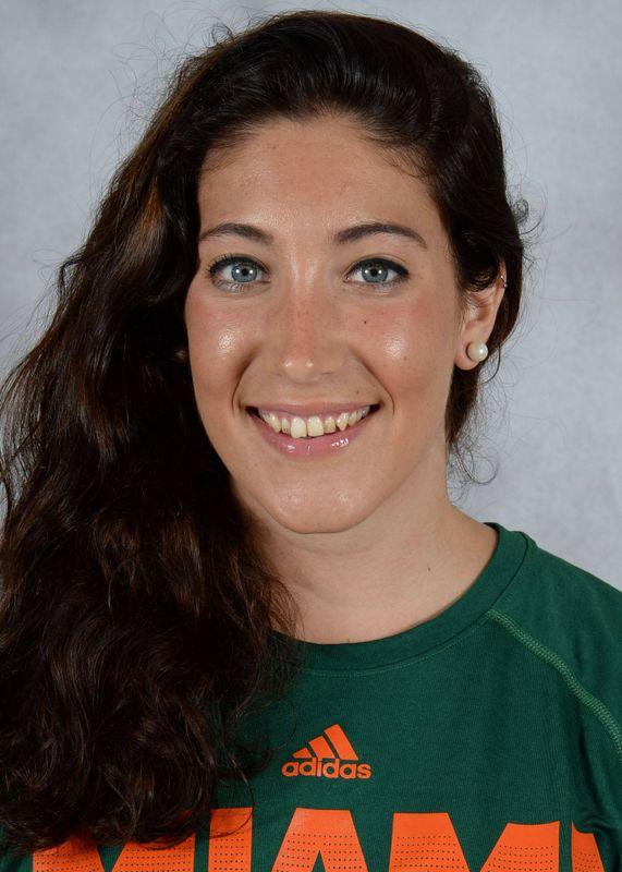 Ianire Casarin - Swimming & Diving - University of Miami Athletics