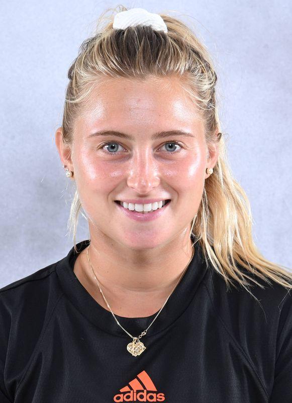 Nada Dimovska - Women's Tennis - University of Miami Athletics