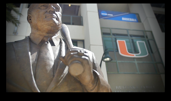 Roger Thomas - Baseball - University of Miami Athletics