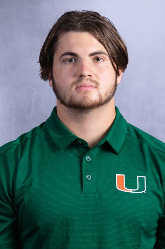 Jake Hoffman - Football - University of Miami Athletics