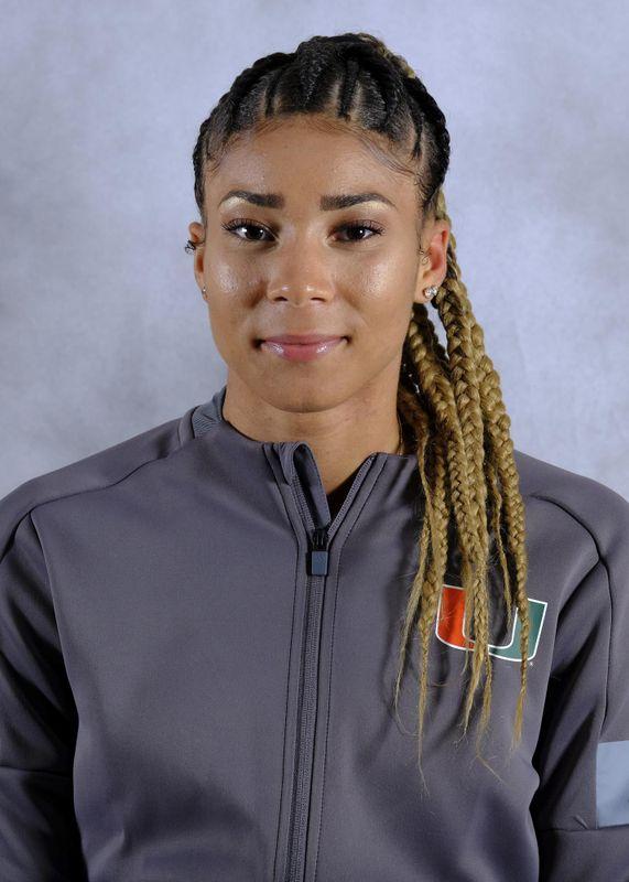 Selina Dantzler - Track & Field - University of Miami Athletics