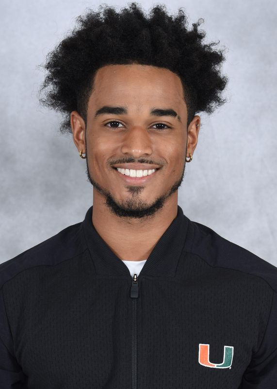 Isaiah Taylor - Track & Field - University of Miami Athletics