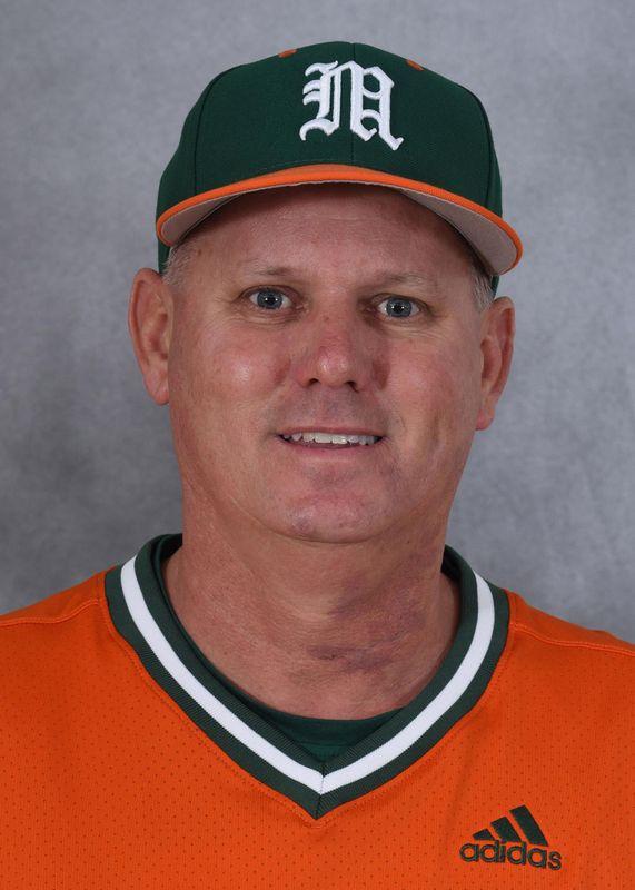 Gino DiMare - Baseball - University of Miami Athletics