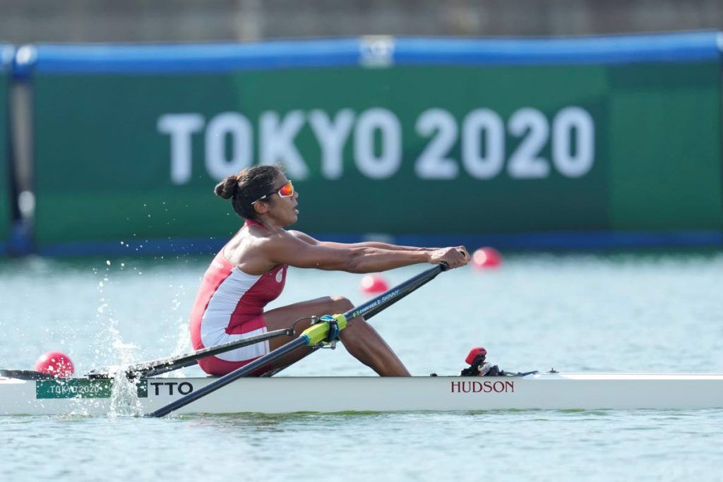 Chow Finishes 19th Overall at Summer Olympics