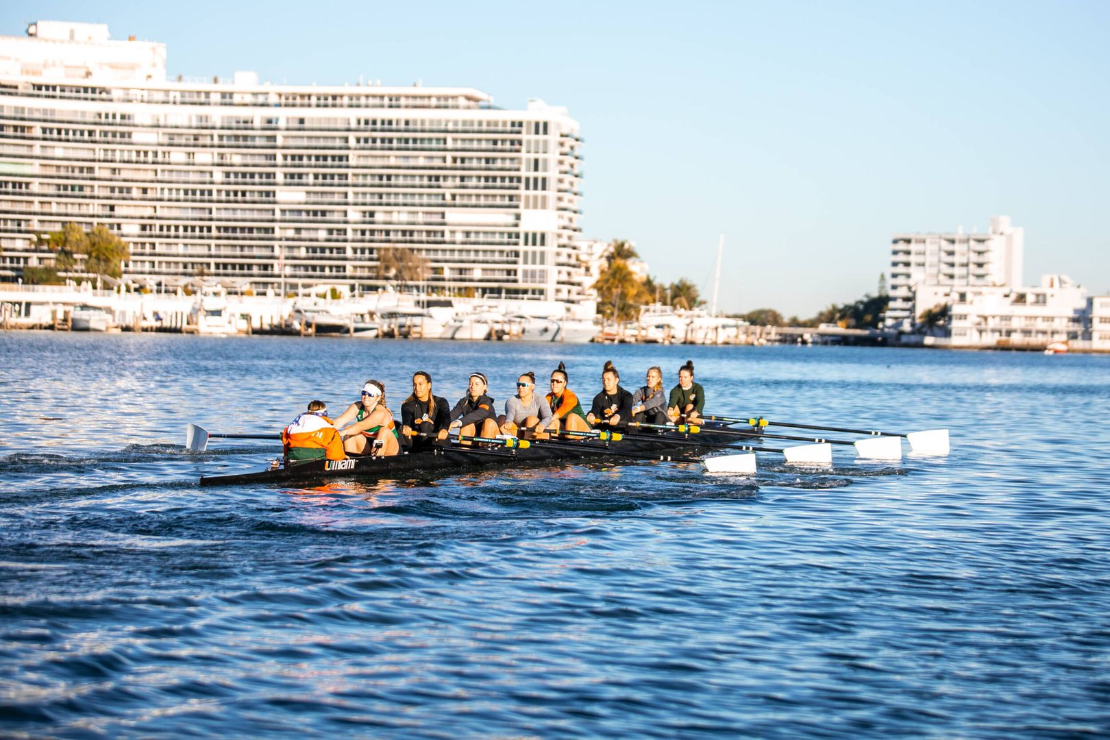 Canes Announce 2021 Rowing Schedule