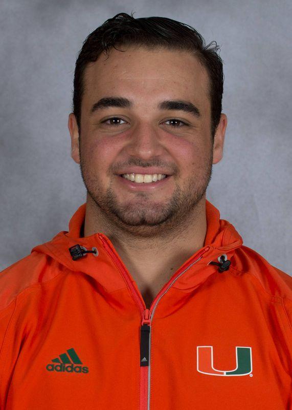 Gian Piero Ragonesi - Track & Field - University of Miami Athletics