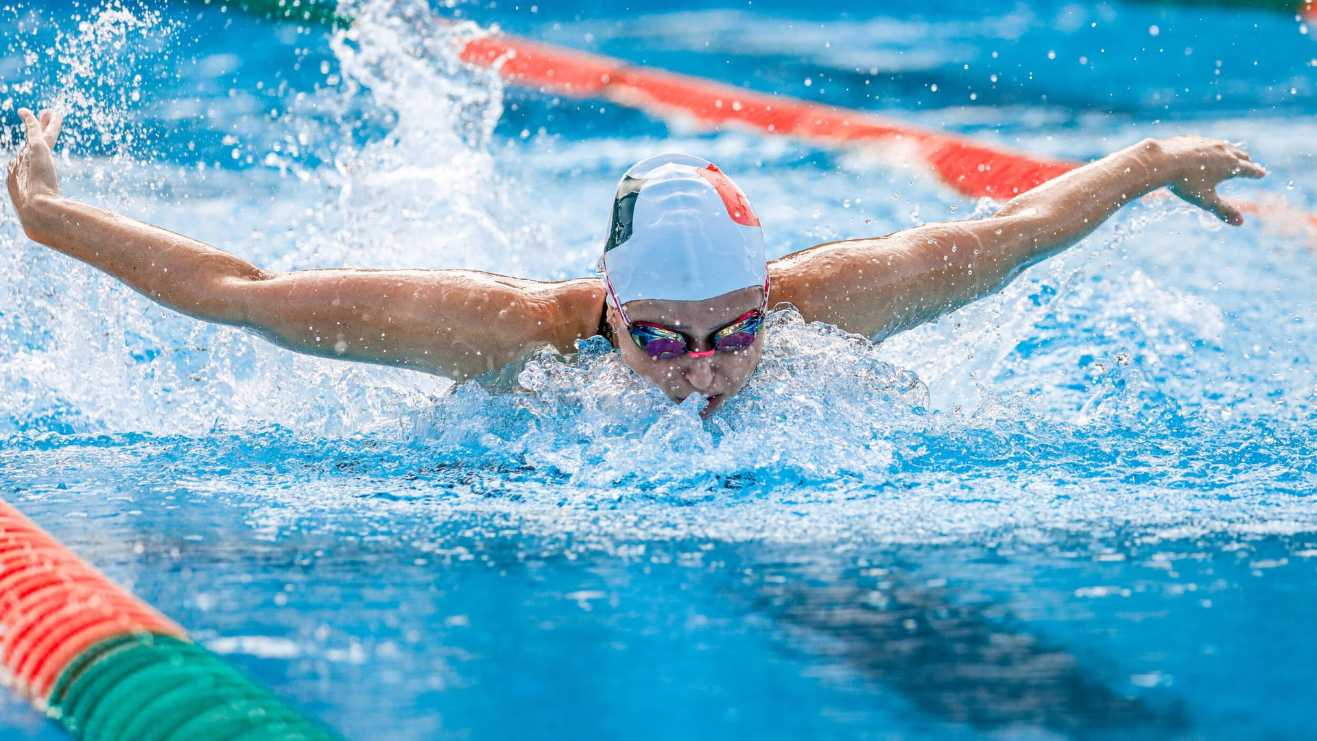 Swimming Posts Nine Lifetime Bests at First Chance