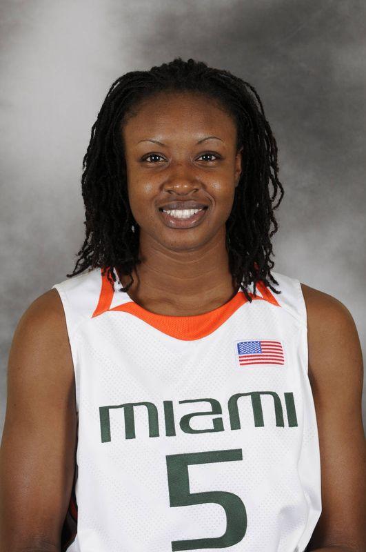 LaToya Drake - Women's Basketball - University of Miami Athletics