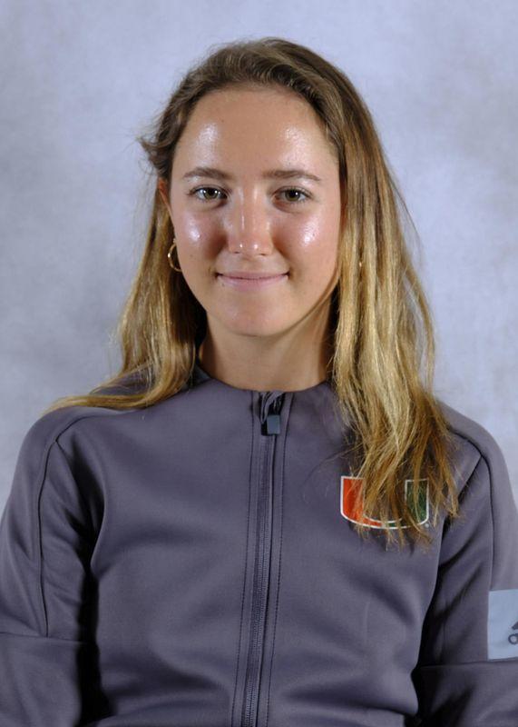 Emma Langlois - Track & Field - University of Miami Athletics