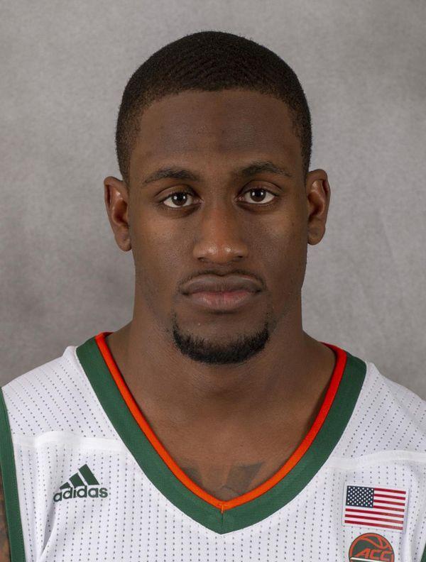 Zach Johnson - Men's Basketball - University of Miami Athletics