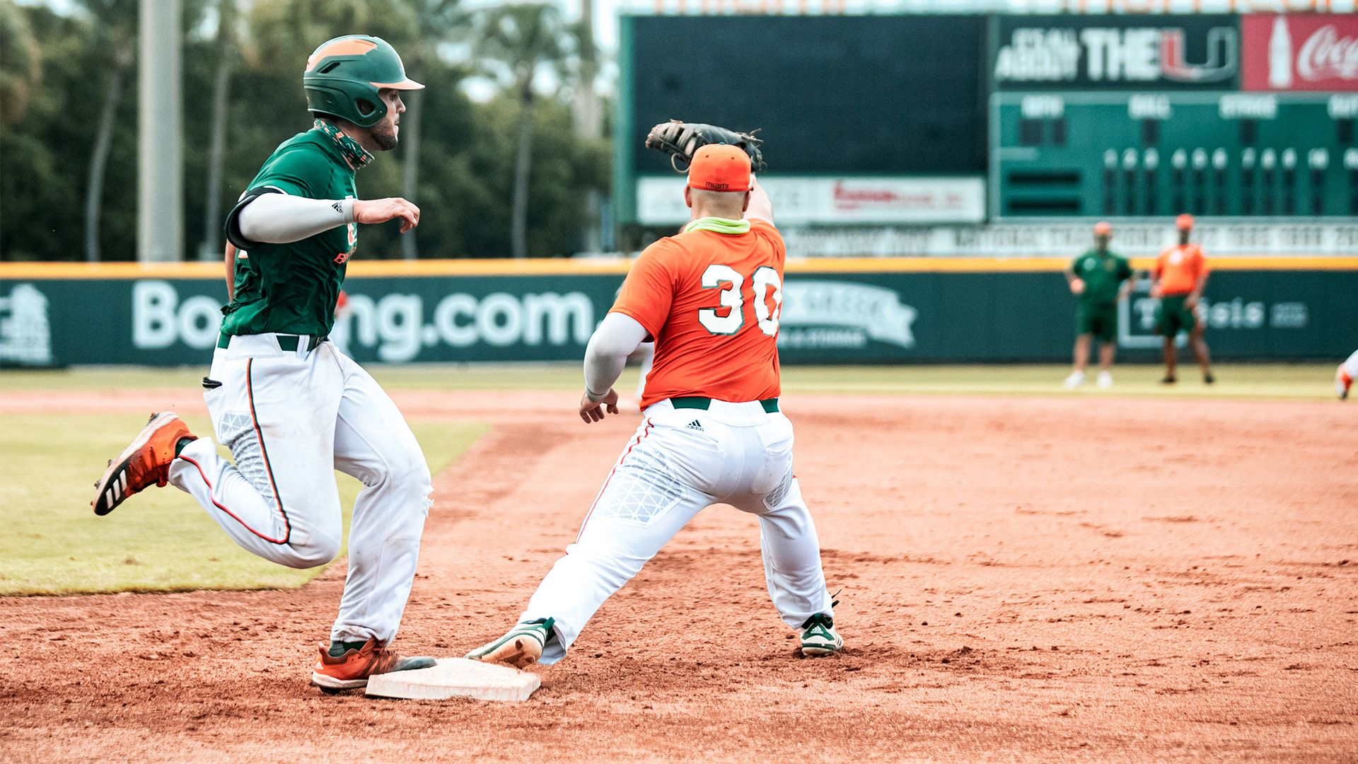 Bats are Hot in Orange & Green World Series