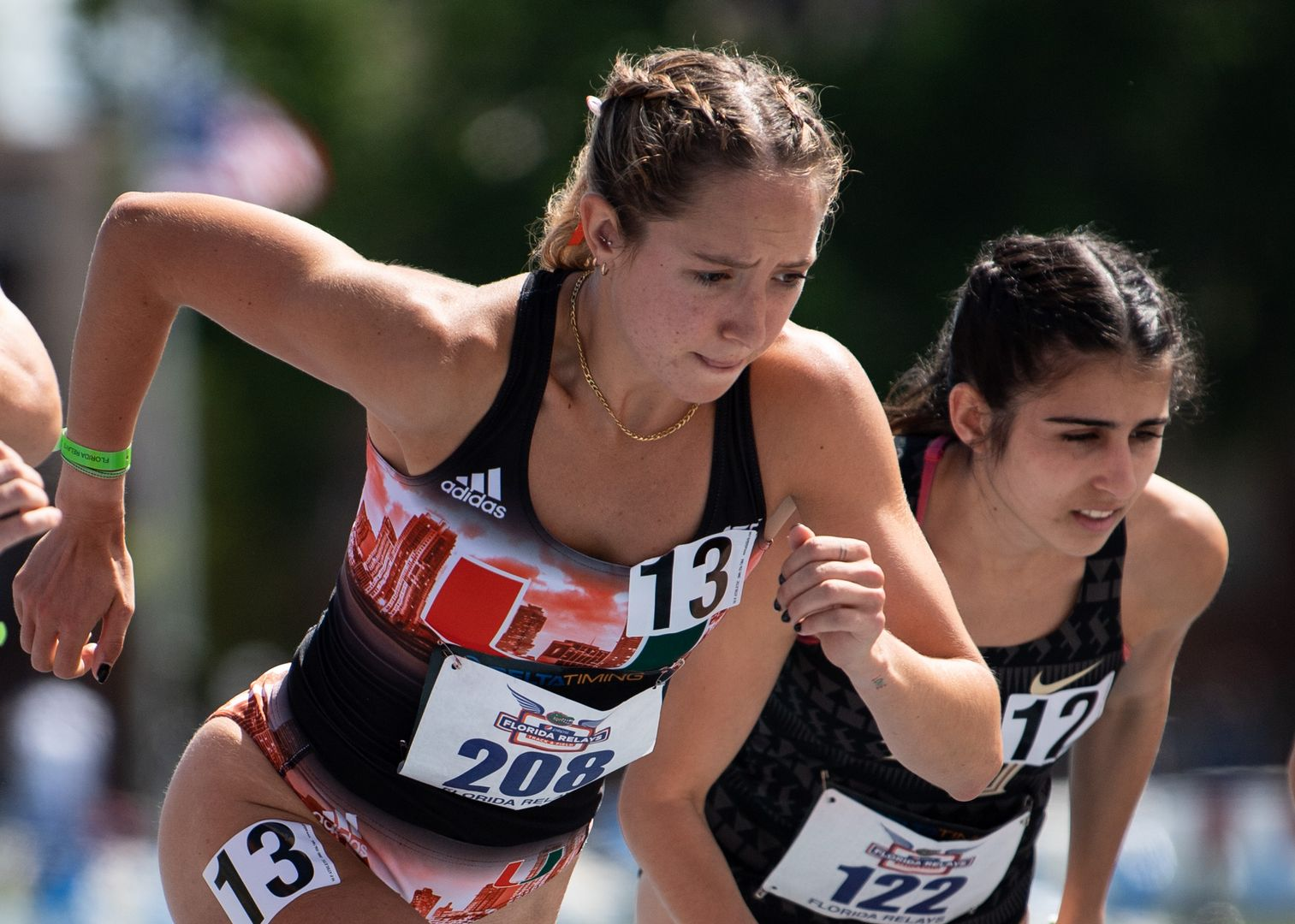 History Written on Day Two of Florida Relays
