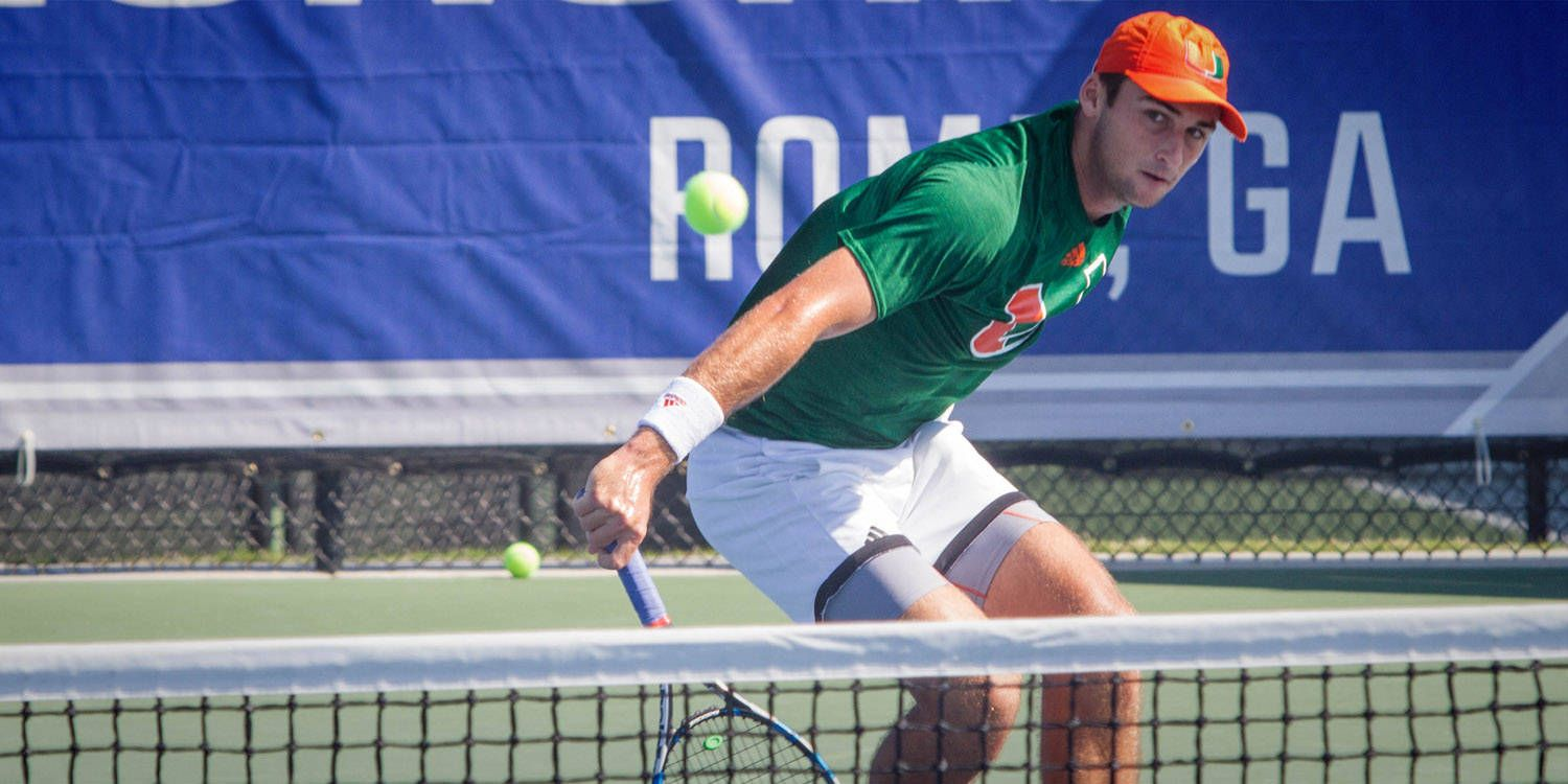Canes Fall in Second Round of ACC Championship