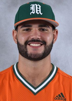 Yordani Carmona - Baseball - University of Miami Athletics