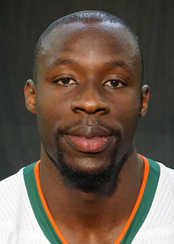 Tonye Jekiri - Men's Basketball - University of Miami Athletics