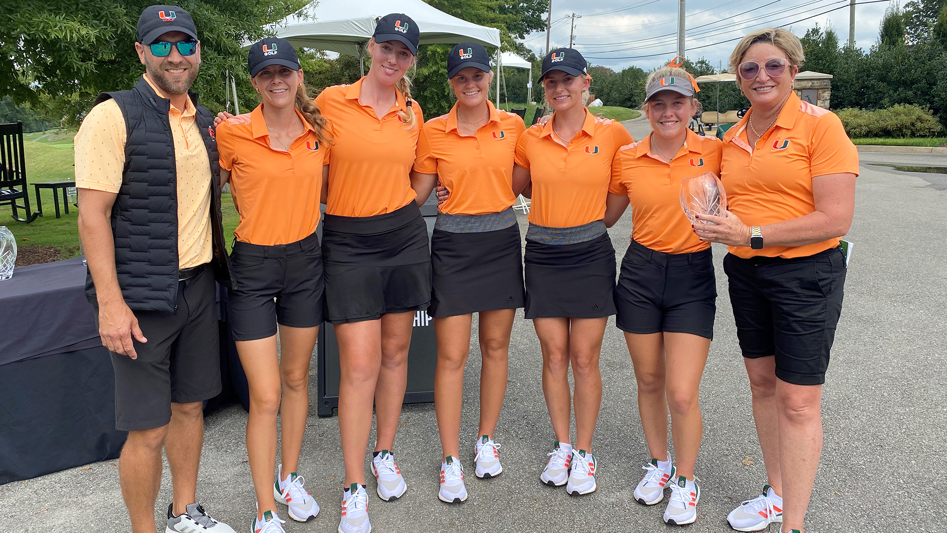 Miami Finishes Runner-Up at Mercedes-Benz Collegiate Championships