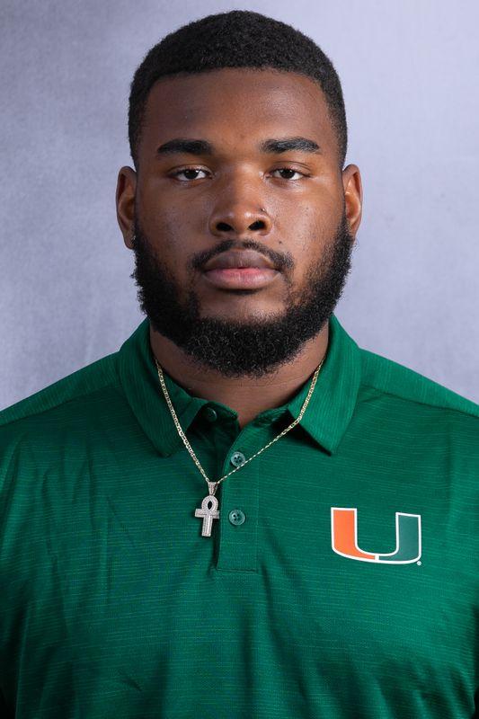Jared Harrison-Hunte - Football - University of Miami Athletics