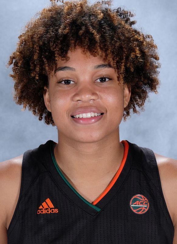 Yasmeen Chang - Women's Basketball - University of Miami Athletics