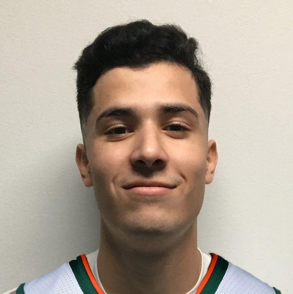 Dominic Proctor - Men's Basketball - University of Miami Athletics