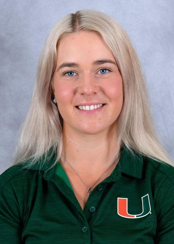 Renate Grimstad - Golf - University of Miami Athletics