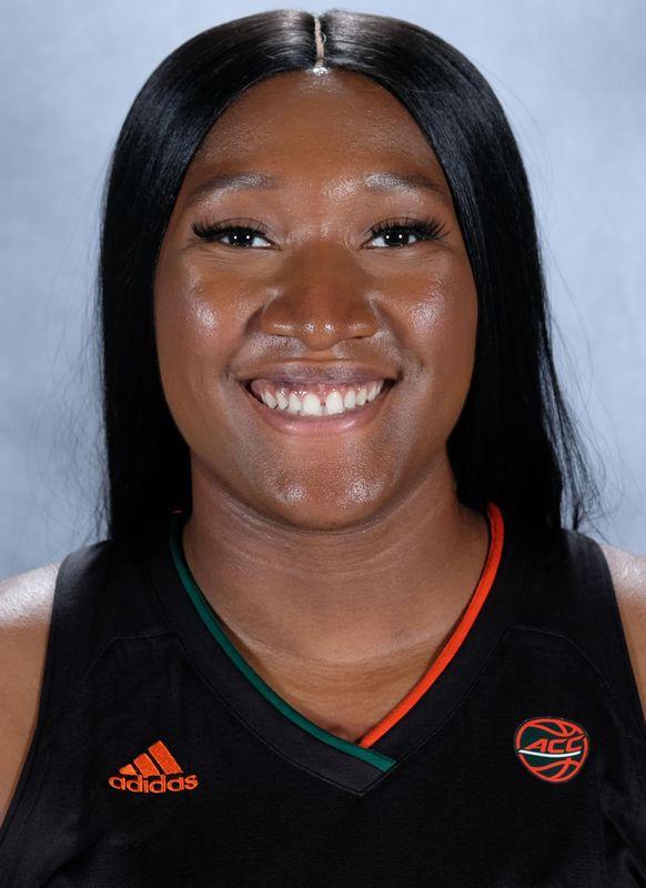 Sydnee Roby - Women's Basketball - University of Miami Athletics