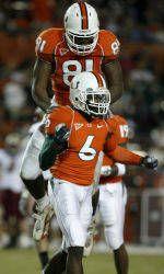 Miami Knocks Off No. 18 Boston College, 17-14