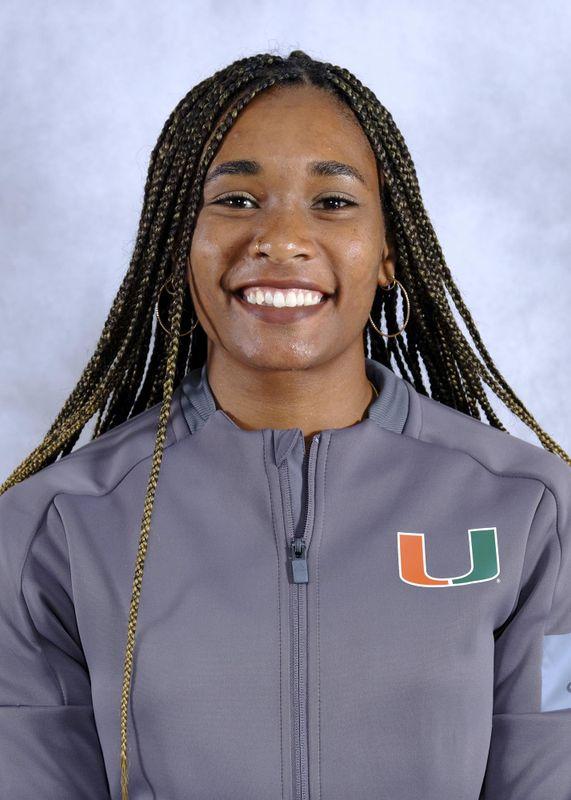 Michelle Atherley - Track & Field - University of Miami Athletics