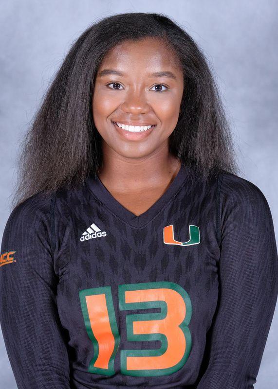 Allie Ashman -  - University of Miami Athletics