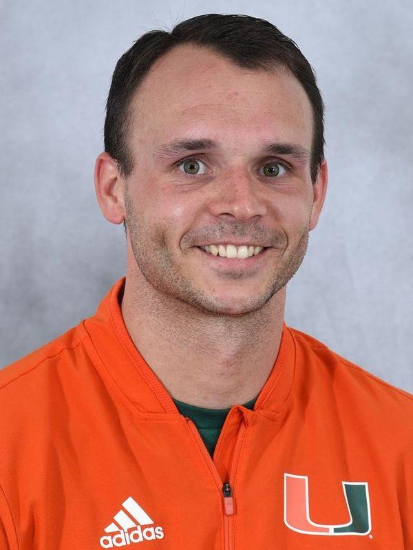 Nick Canyock -  - University of Miami Athletics