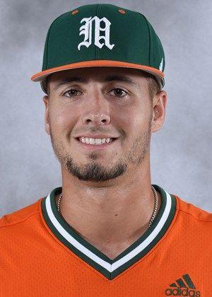 Brian Van Belle - Baseball - University of Miami Athletics