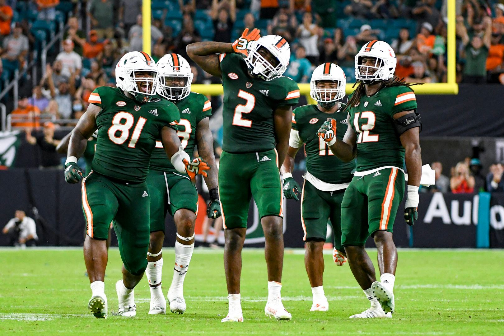 Takeaways from Miami's Win over Appalachian State