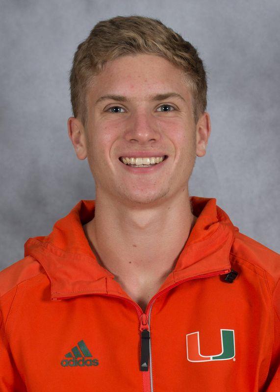 Sean Grossman - Cross Country - University of Miami Athletics