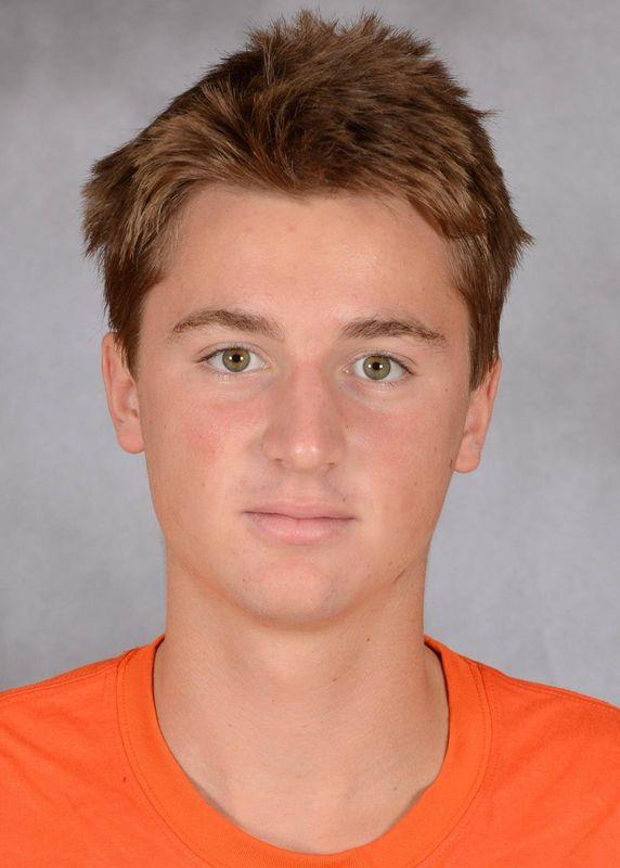 Andrew Harrington - Men's Tennis - University of Miami Athletics