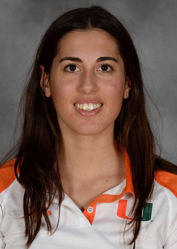 Alexandra Novo - Rowing - University of Miami Athletics