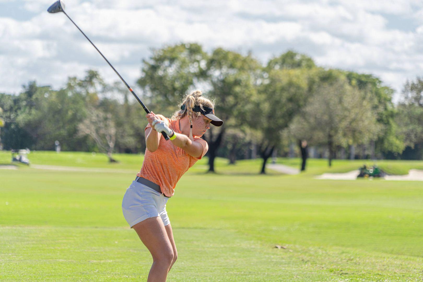 Golf Opens Fall Season at Cougar Classic