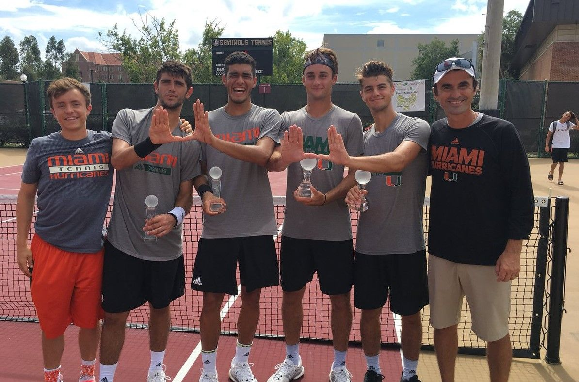 Dunlap and Langmo Capture Bedford Cup Doubles Title