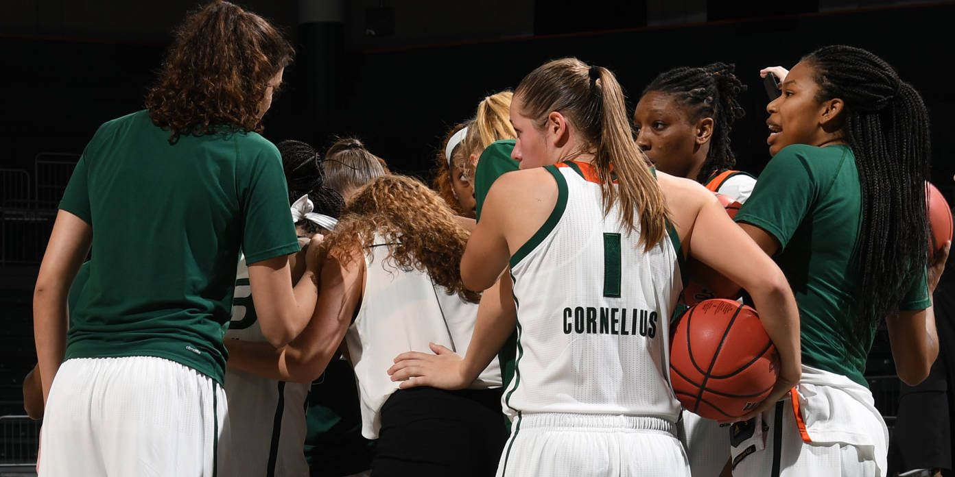 @CanesWBB Falls to Quinnipiac in NCAA Round of 32