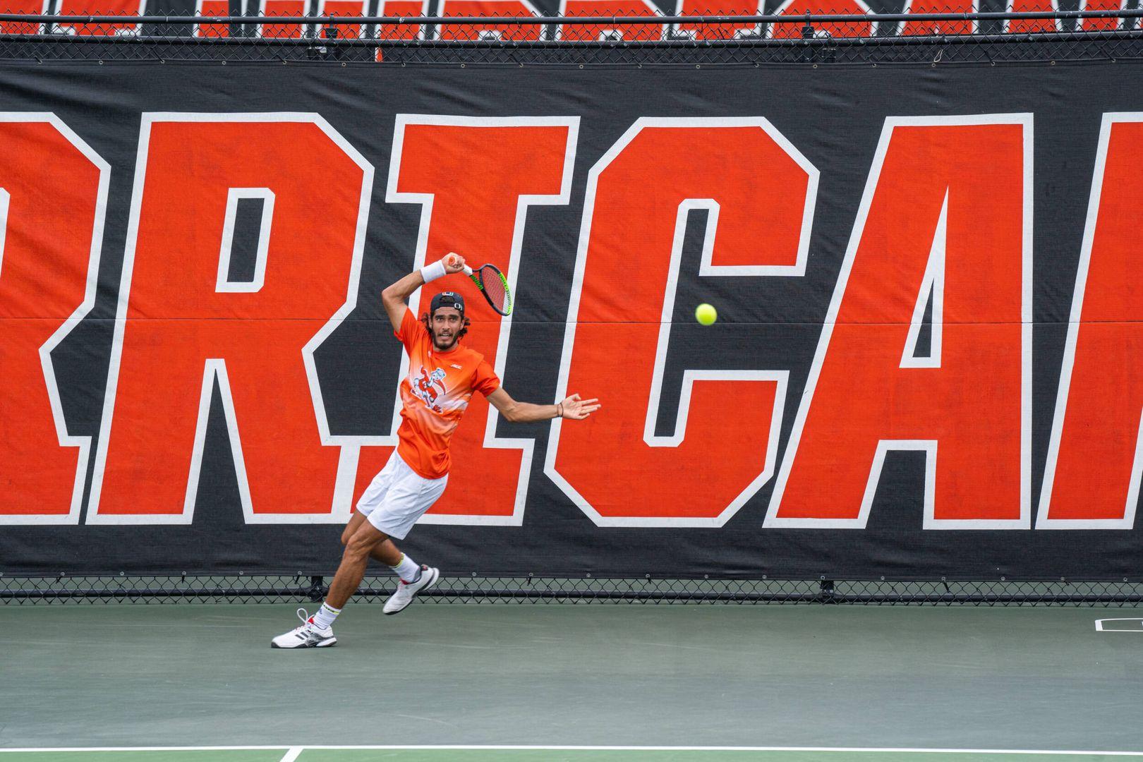 Men's Tennis Hosts USF