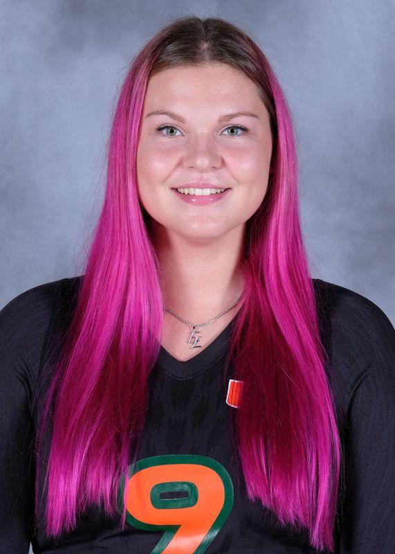Elizaveta Lukianova - Volleyball - University of Miami Athletics