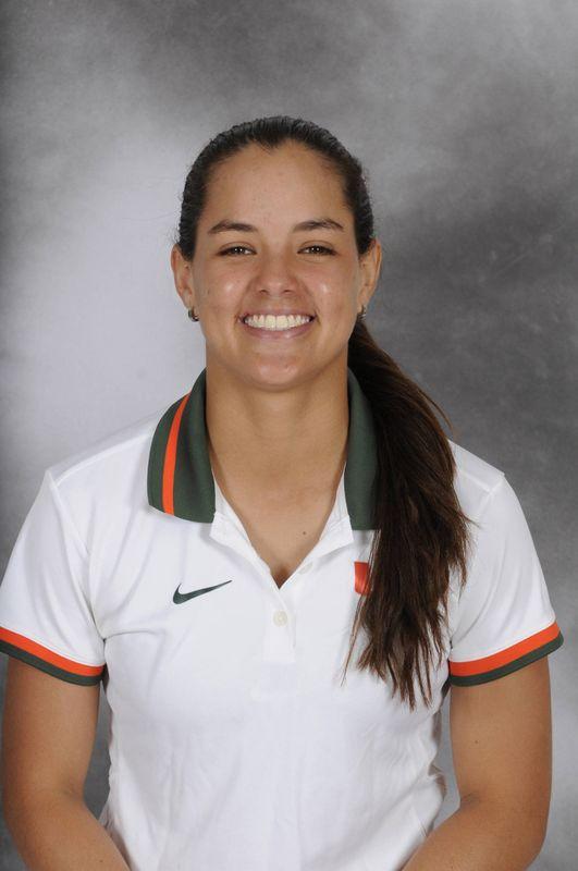 Melissa Bolivar - Women's Tennis - University of Miami Athletics