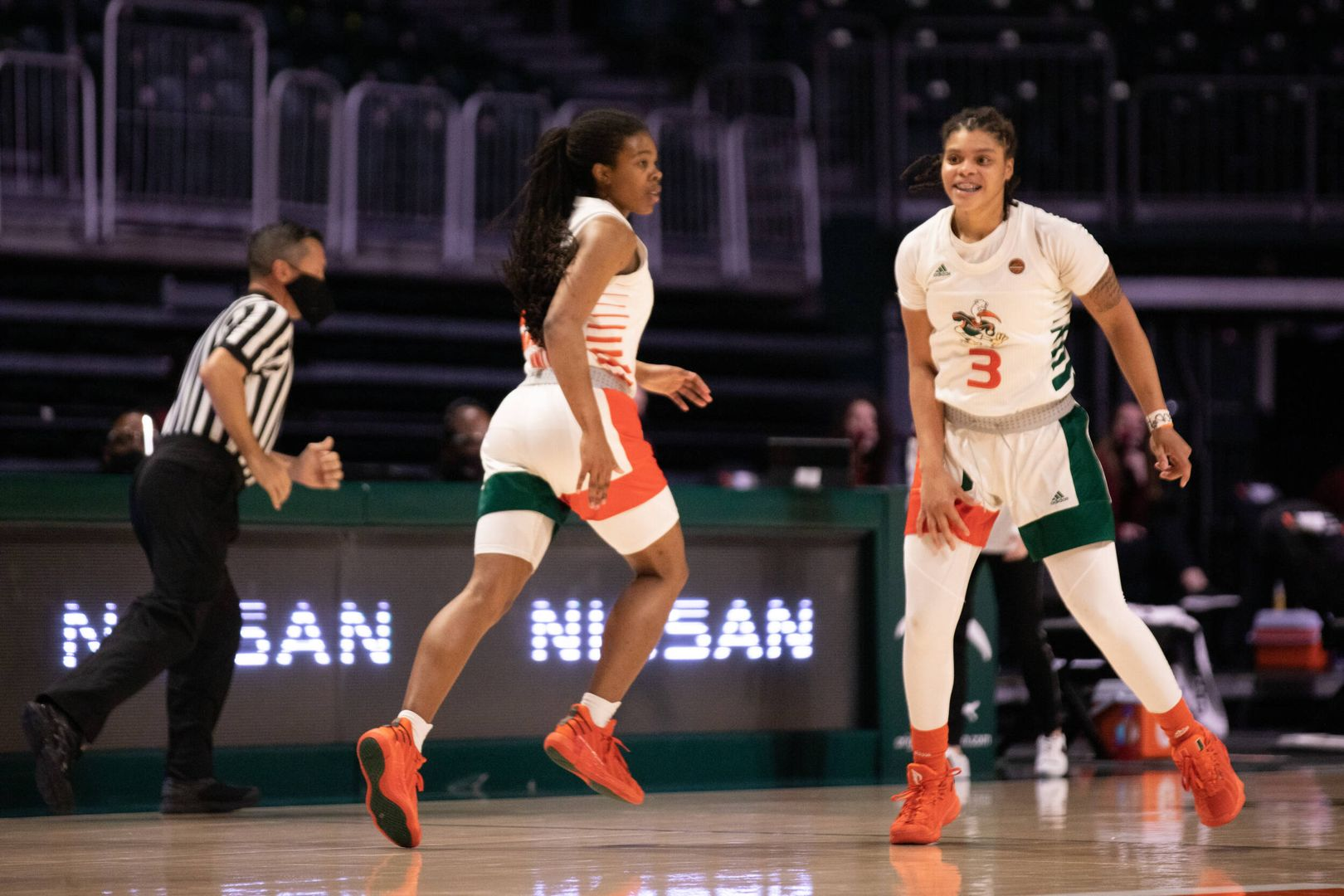 Miami Duo Named to All-ACC Academic Team