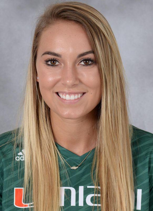 Natalie White - Soccer - University of Miami Athletics