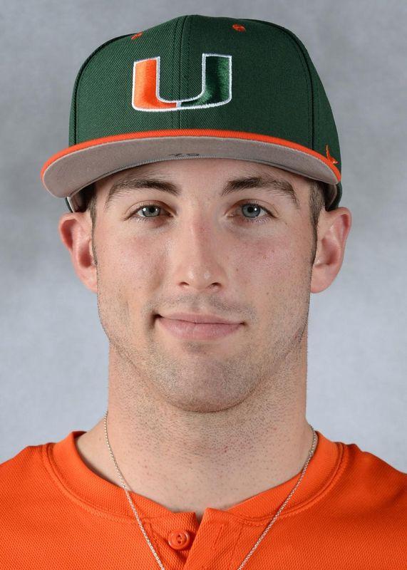 Daniel Sayles - Baseball - University of Miami Athletics