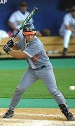 Baseball Slugs Past FIU 9-1 To Open Up NCAA Regional Play