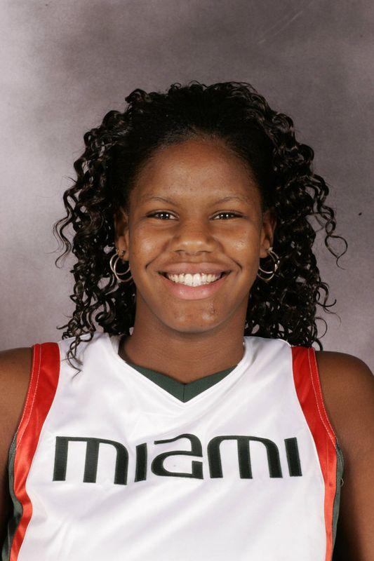 Brittany Denson - Women's Basketball - University of Miami Athletics